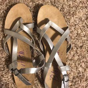 Granola fisherman sandals